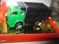 DUMP TRUCK 1/87 scale-HO-mini metals 1953 WHITE 3000 BUILT GREEN/'BLACK