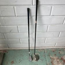 kids driver & Iron to practice play golf club youth in good condition Left hand