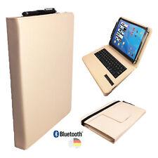 "Bluetooth DE Tastatur Huawei MediaPad M3 Lite10 Tablet PC kabelos10.1""BT Beige"