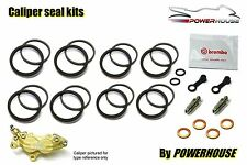 Aprilia RS250 98-02 Brembo Goldline front brake caliper seal repair rebuild kit