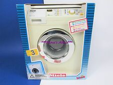 Klein Miele Novotronic Mini Front Loading Electronic Toy Washing Machine ~ Rare