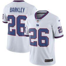 Men's New York Giants Saquon Barkley White Vapor Limited Player Jersey 3X-Large
