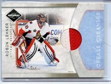 2011/12 PANINI LIMITED ROBIN LEHNER GAME/WORN 2 COLOR 10/25