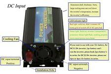 500W Grid Tie power inverter DC12V-24V / AC120V, solar panel, Mppt