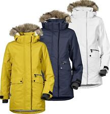 Didriksons Zoe Girls Parka New Season Waterproof Insulated Coat