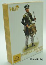 HaT 8310 Prussian Landwehr Action 1/72 scale. Napoleonic Prussians