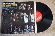 Rolling stones Got Live If You Want It! Red Rock Record lp original vinyl album