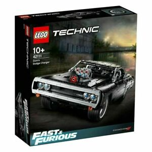 Lego 42111 Technic Fast & Furious Dom's Dodge Charger 'BRAND NEW'