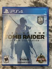 Rise Of The Tomb Raider: 20 Year Celebration - Ps4 - Same Day Shipping