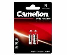 Camelion LR1 1.5V Pile Plus Alcaline - Pack de 2