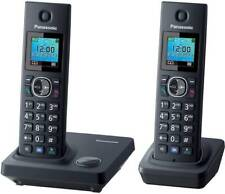 Panasonic Cordless Home Phone with Answering System with Colour LCD
