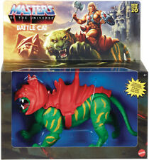 Mattel Collectible - Masters of the Universe Origins Battle Cat (He-Man, MOTU) [