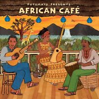 PUTUMAYO PRESENTS/AFRICAN CAFE   CD NEU