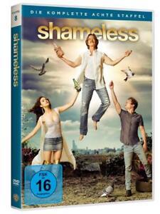 Shameless - Season 8 - US Remake TV Series - William H. Macy NEW UK REGION 2 DVD