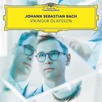 JOHANN SEBASTIAN BACH - OLAFSSON,VIKINGUR   CD NEU BACH,JOHANN SEBASTIAN