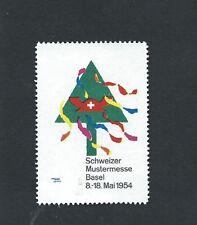 Svizzera-VIGNETTE/marchio pubblicitario - 2