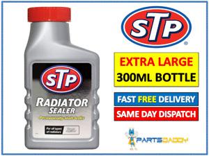 STP Radiator Sealer Rad Head Gasket Stop Leak Car Van Cooling System Like K-Seal