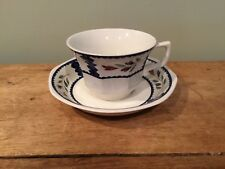 Adams Lancaster Micratex England Cup And Saucer Set