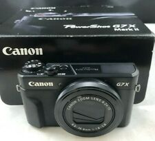 Canon PowerShot G7 X Mark II Digital Camera (73717-1)