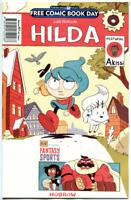 HILDA, NM, FCBD, more Promo / items in store, 2016, Akissi, Tontu, Luke Pearson