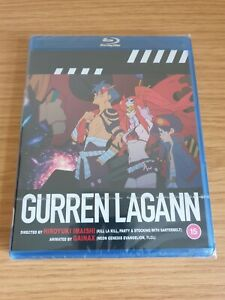 Gurren Lagann : Complete Blu Ray Collection - Brand New and Sealed Anime UK