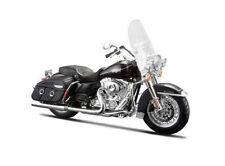 Maisto Modèle réduit de moto Miniature Harley Davidson 2013 FLHRC Road King 1/12