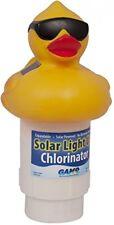 Pool Chlorinator Light Up Duck Dispenser Generator Feeder Floating Saltwater