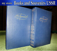 1990 books USSR Russian classics M. Yu. Lermontov selected works 2 vol (lot 268)