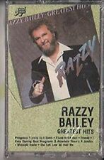 Greatest Hits ~ Razzy Bailey (Cassette) NEW