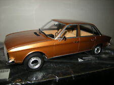 1:18 BOS VW K70 gold 1970 Limited Edition 1 of 1000 pcs. in OVP