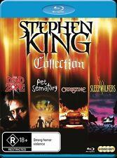 Stephen King   Collection - Blu Ray Region B AUSTRALIAN SELLER.