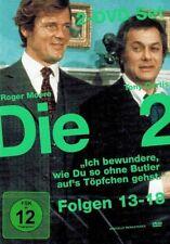 DOPPEL-DVD NEU/OVP - Die 2 - Folgen 13-18 - Roger Moore & Tony Curtis