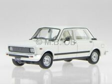 Fiat 128 CL 1982 white Maradona modelcar 45119 Neo 1:43