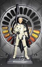 Star Wars Solo CUSTOM Mimban Stormtrooper 3.75 More Articulate,Removable Helmet