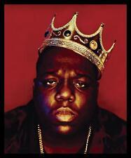 Notorious B.I.G Biggie Smalls Tupac Shakur Hip Hop Art Silk Poster 60x90cm 003