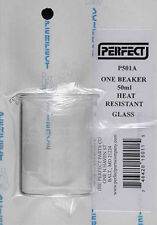 Perfect P501A 50ml Beaker Heat Resistant