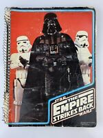 Vintage Star Wars Empire Strikes Back Coloring Book 1980 Kenner