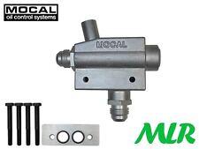 Mocal otgm 7-10 Refroidisseur D'Huile Adaptateur pour GM ls moteurs LS1 LS2 LS3 LS7 LS9 Corvette