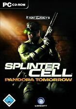 Tom Clancy's Splinter Cell: Pandora Tomorrow [Green Pepp... | Game | Zustand gut