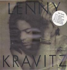 Lenny Kravitz-stand by my woman/flowers of zoe (vinyl-single 1991)!!!