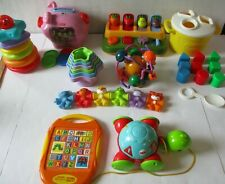 Baby Toy Lot Educational Preschool Daycare Toy Lot