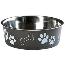 Food Bowl Stainless Steel For Dog Flamingo 6 11/16in 27.1oz (1030930)