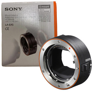 New SONY LA-EA5 A-Mount to E-Mount Adapter