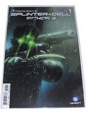 SPLINTER CELL ECHOES 1, 1st Printing NM, Dynamite Comics, Sam Fisher, Ubisoft