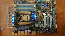 Gigabyte LGA 1156 GA-P55-UD6 Motherboard i5-750 CPU 8GB Corsair Vengeance Ram