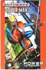 S05014. Ultimate Spider-Man: Power and Responsibility Tpb (2001) First Printing