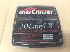 GM Mercruiser 3.0 L / LX CARBURETOR FLAME ARRESTOR Plastic Carb Cover