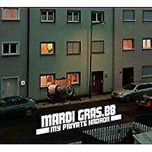 MARDI GRAS.BB - My private hadron - CD Album