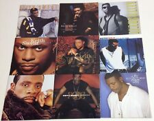 Keith Sweat: 9 CD Lot - Make It Last Forever/I'll Give All My Love To You/Best