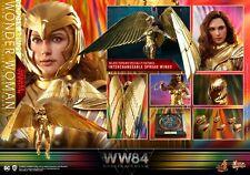 Hot Toys 1:6 Wonder Woman Golden Armor MMS578 Deluxe Ver. Action Figure Model